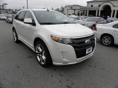 used 2011 ford edge sport for sale stock f5387 dealer car ad 47402181. Black Bedroom Furniture Sets. Home Design Ideas