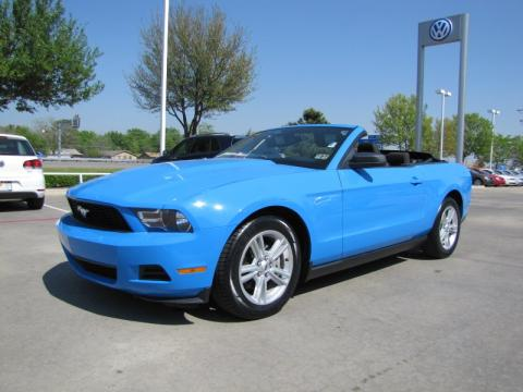 used 2010 ford mustang v6 convertible for sale stock pm1003 dealer car ad. Black Bedroom Furniture Sets. Home Design Ideas