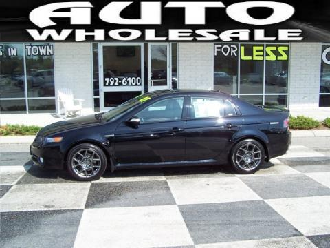 Acura Dealership on Acura Tl 3 5 Type S For Sale   Stock  Wl9310   Dealerrevs Com   Dealer