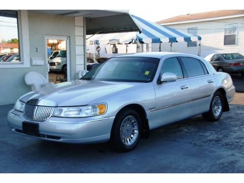 Used 1998 Lincoln Town Car Cartier For Sale Stock 2766