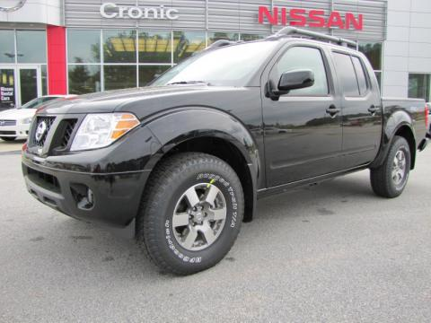 new 2011 nissan frontier pro 4x crew cab 4x4 for sale stock ni3337 dealer. Black Bedroom Furniture Sets. Home Design Ideas