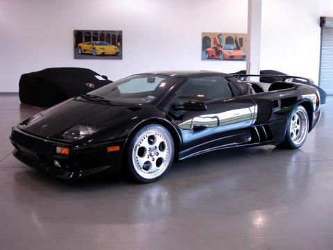 Used 1999 Lamborghini Diablo Vt Roadster For Sale Stock Bh99dvtr