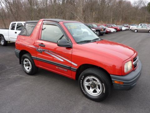 used 1999 chevrolet tracker soft top 4x4 for sale stock. Black Bedroom Furniture Sets. Home Design Ideas