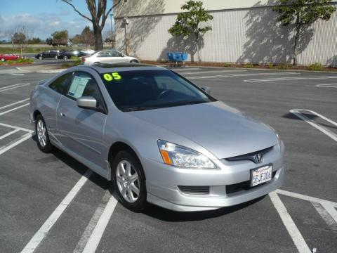 used 2005 honda accord ex v6 coupe for sale stock. Black Bedroom Furniture Sets. Home Design Ideas