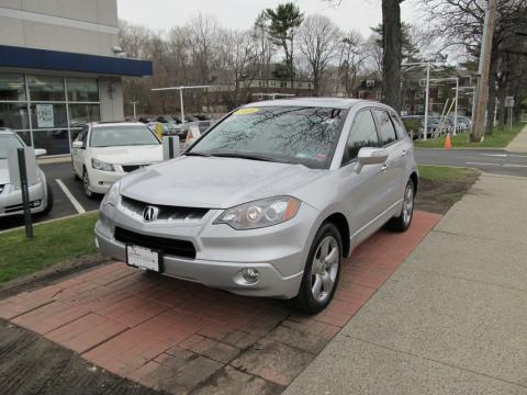 2008 Acura  on Used 2008 Acura Rdx Technology For Sale   Stock  U6115s   Dealerrevs