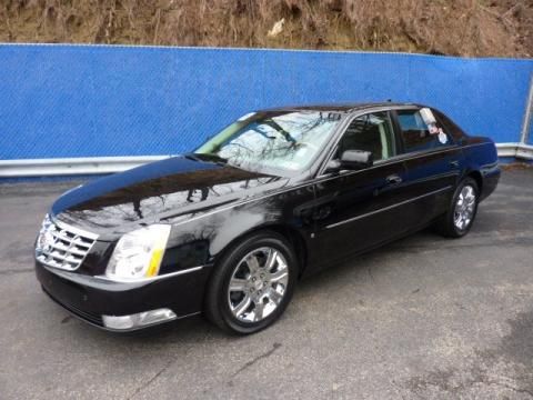 used 2009 cadillac dts platinum edition for sale stock. Black Bedroom Furniture Sets. Home Design Ideas
