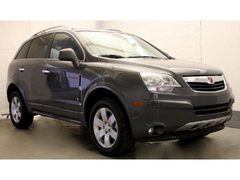 Techno Gray Saturn VUE XR V6.  Click to enlarge.