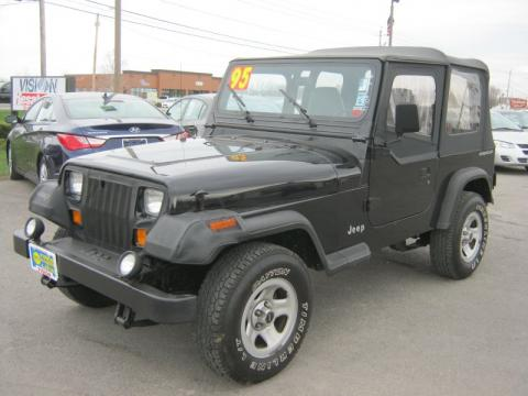 Used 1995 Jeep Wrangler S 4x4 for Sale - Stock #NR7781A | DealerRevs