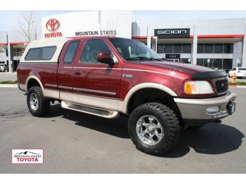 used 1997 ford f150 lariat extended cab 4x4 for sale. Black Bedroom Furniture Sets. Home Design Ideas