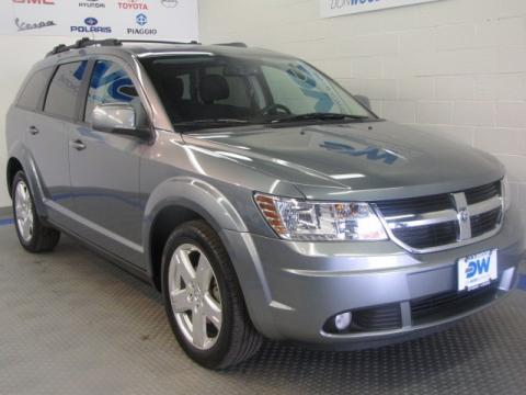 2010 Dodge Journey Sxt Awd. Silver Steel Metallic 2010 Dodge Journey SXT AWD with Dark Slate Gray
