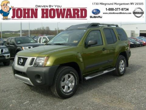 New 2011 Nissan Xterra S 4x4 For Sale Stock 6515620