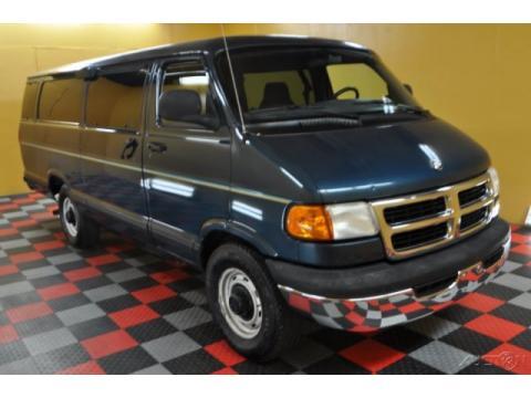 used 1999 dodge ram van 3500 passenger for sale stock 542007 dealer car ad. Black Bedroom Furniture Sets. Home Design Ideas