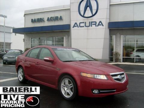 Baierl Acura on Used 2008 Acura Tl 3 2 For Sale   Stock  5p2588   Dealerrevs Com