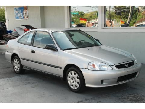 Used 1999 Honda Civic Dx Coupe For Sale Stock A2788 Dealerrevs