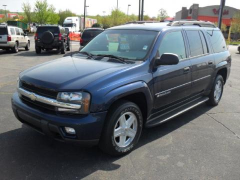 2003 Chevrolet Trailblazer Ext. 2003 Chevrolet TrailBlazer