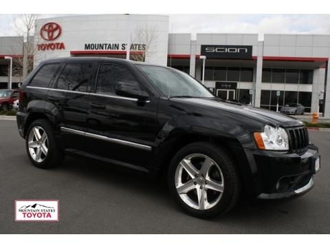 used 2006 jeep grand cherokee srt8 for sale stock t6c279393 dealer car ad. Black Bedroom Furniture Sets. Home Design Ideas