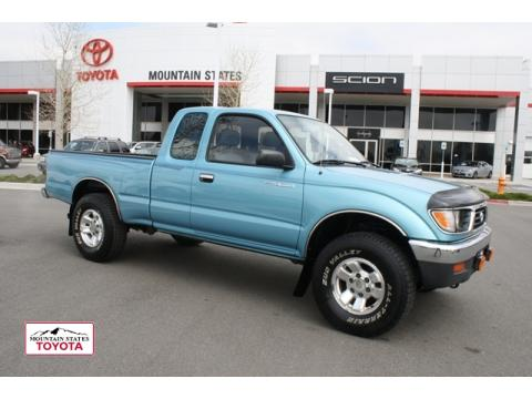 used 1995 toyota tacoma v6 extended cab 4x4 for sale stock tsz042646. Black Bedroom Furniture Sets. Home Design Ideas