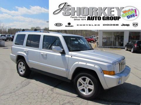 used 2010 jeep commander limited 4x4 for sale stock 13101a dealer car ad. Black Bedroom Furniture Sets. Home Design Ideas