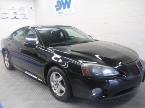 used 2004 pontiac grand prix gt sedan for sale stock 20100z dealer car ad. Black Bedroom Furniture Sets. Home Design Ideas
