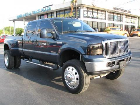 used 2004 ford f350 super duty lariat crew cab 4x4 dually for sale stock 14704 dealerrevs. Black Bedroom Furniture Sets. Home Design Ideas