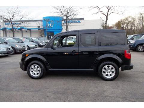 used 2007 honda element ex awd for sale stock phr2555 dealer car ad 48431275. Black Bedroom Furniture Sets. Home Design Ideas