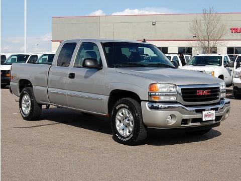 Used 2006 Gmc Sierra 1500 Sle Extended Cab 4x4 For Sale