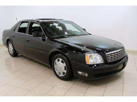 used 2003 cadillac deville sedan for sale stock w9787b dealerrevs. Cars Review. Best American Auto & Cars Review