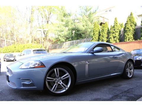 used 2007 jaguar xk xkr coupe for sale stock 53287. Black Bedroom Furniture Sets. Home Design Ideas