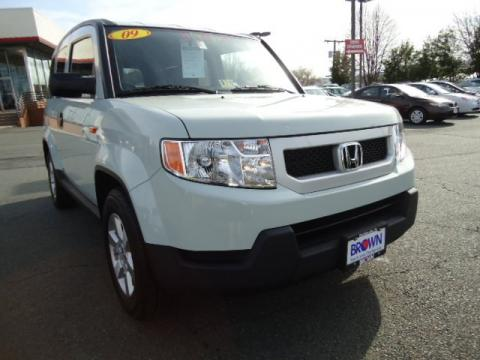 used 2009 honda element ex awd for sale stock 23212a dealer car ad 48502802. Black Bedroom Furniture Sets. Home Design Ideas