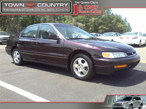 used 1997 honda accord se sedan for sale stock tva277656 dealer car ad. Black Bedroom Furniture Sets. Home Design Ideas