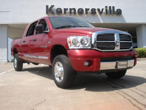 used 2007 dodge ram 1500 laramie mega cab 4x4 for sale stock p5469 dealer. Black Bedroom Furniture Sets. Home Design Ideas