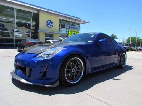 Used 2005 Nissan 350z Coupe For Sale Stock L110702a Dealerrevs