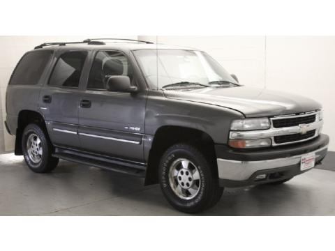 used 2002 chevrolet tahoe ls 4x4 for sale stock 41391 dealer car ad 48814840. Black Bedroom Furniture Sets. Home Design Ideas