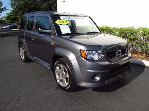 used 2010 honda element sc for sale stock pal001727 dealer car ad 48866518. Black Bedroom Furniture Sets. Home Design Ideas