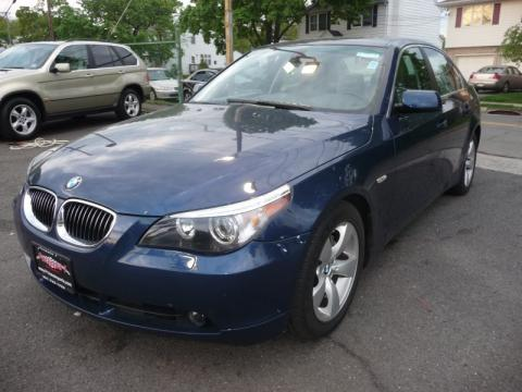 used 2007 bmw 5 series 530i sedan for sale stock 6590 dealer car ad 49195125. Black Bedroom Furniture Sets. Home Design Ideas