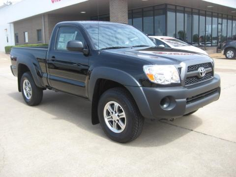 New 2011 Toyota Tacoma Regular Cab 4x4 For Sale Stock