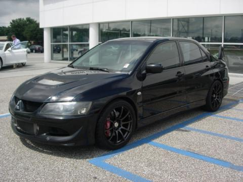 used 2003 mitsubishi lancer evolution viii for sale. Black Bedroom Furniture Sets. Home Design Ideas