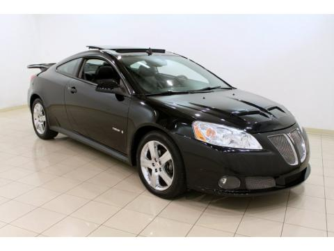 used 2008 pontiac g6 gxp coupe for sale stock p7752. Black Bedroom Furniture Sets. Home Design Ideas