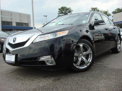 used 2010 acura tl 3 7 sh awd technology for sale stock. Black Bedroom Furniture Sets. Home Design Ideas
