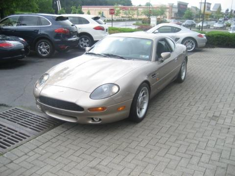used 1997 aston martin db7 coupe for sale stock p11188a. Black Bedroom Furniture Sets. Home Design Ideas