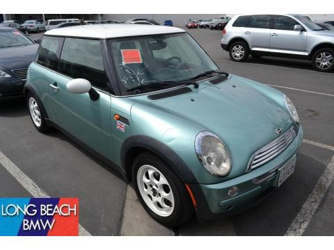 Used 2003 Mini Cooper Hardtop For Sale Stock T3tc39807