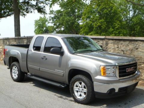 2007 gmc sierra 1500 z71