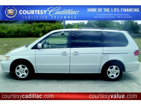 2001 Honda Odyssey Interior. Starlight Silver 2001 Honda Odyssey EX with Quartz interior Starlight Silver
