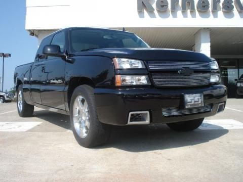 used 2006 chevrolet silverado 1500 intimidator ss for sale stock t0607a. Black Bedroom Furniture Sets. Home Design Ideas