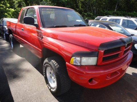 Used 2000 dodge ram 1500 sport extended cab 4x4 for sale stock