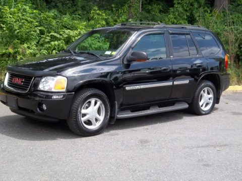 used 2003 gmc envoy slt 4x4 for sale stock 3907. Black Bedroom Furniture Sets. Home Design Ideas