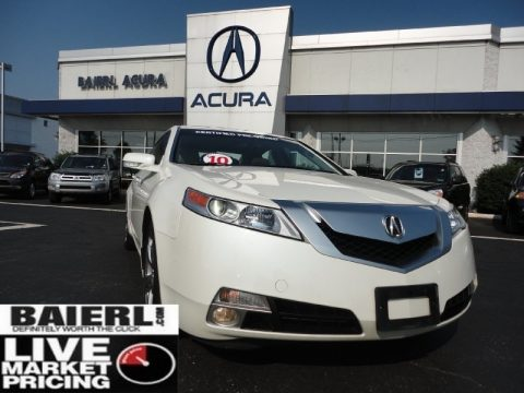 Baierl Acura on White Diamond Pearl Acura Tl 3 7 Sh Awd Technology  Click To Enlarge