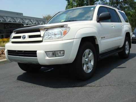 Used 2004 toyota 4runner sr5 4x4 for sale stock dp5962a Tysinger motor company