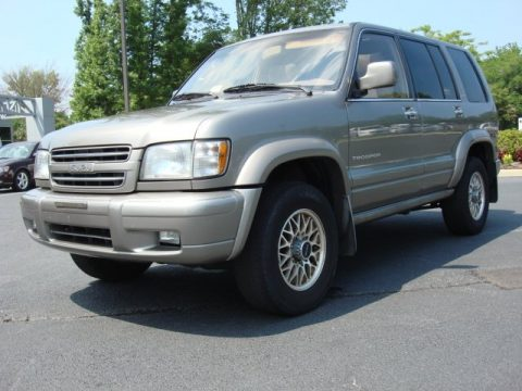 Used 2001 isuzu trooper ls for sale stock mt0322b Tysinger motor company