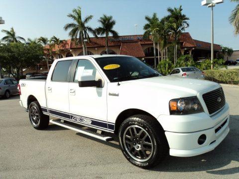used 2008 ford f150 fx2 sport supercrew for sale stock 60540a dealer car. Black Bedroom Furniture Sets. Home Design Ideas